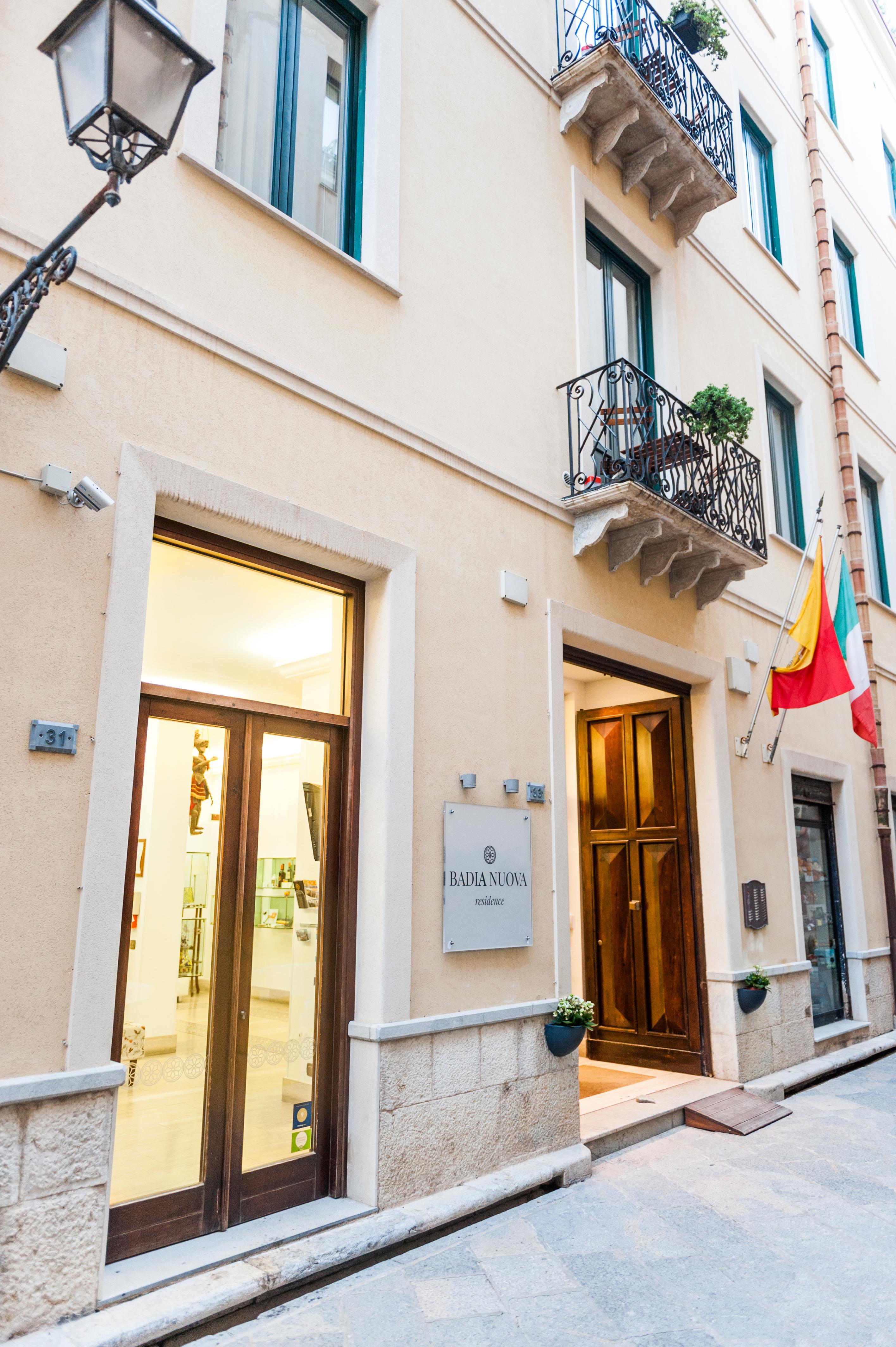Badia Nuova Apart Hotel In Trapani Official Website